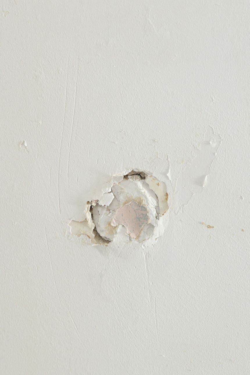 How to patch a hole in drywall or plaster walls in 2020