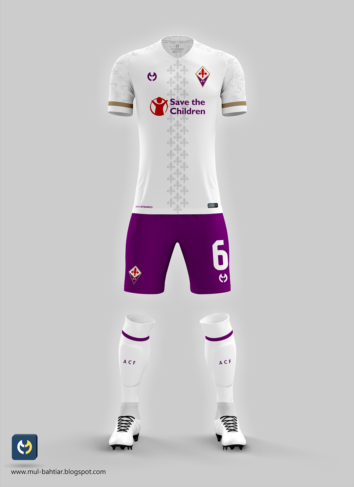 892c6f31156 The Magnificent Eight of Serie A Mulbach Kits Concept on Behance ...