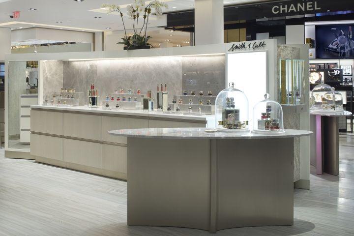 saks fifth avenue flagship store by cbx houston texas retail