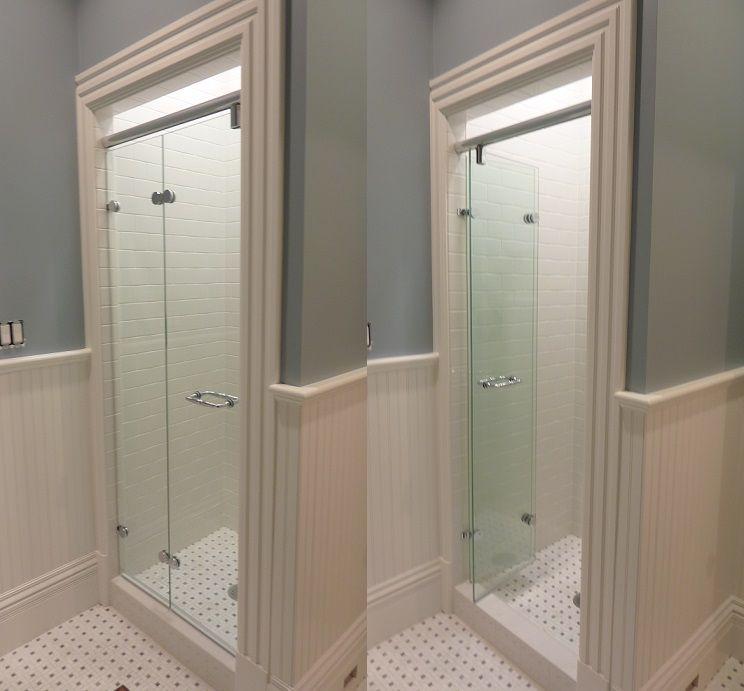 Accordion Door For Bathroom: Innovative Shower And BI-folding Glass Door Systems
