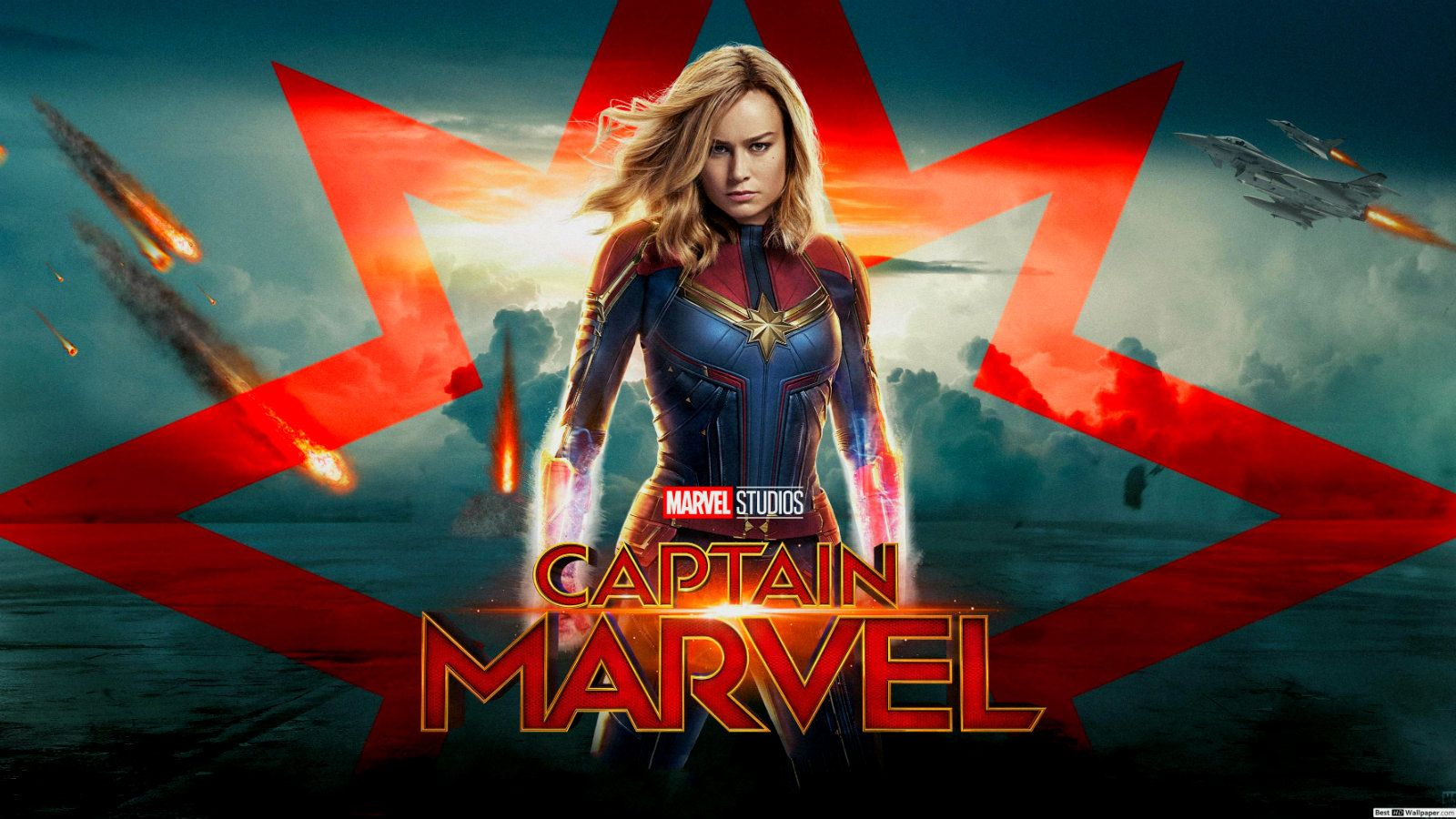 Kaptan Marvel 2019 Indir Captain Marvel Capitana Marvel Marvel Marvel Wallpapers