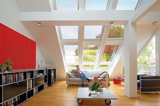 Dachausbau Dachwohnung Renovieren De Dachwohnung Dachausbau Dachschrage Fenster