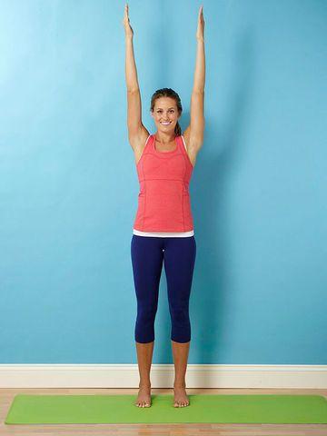 fertilityboosting yoga poses with images  shoulder