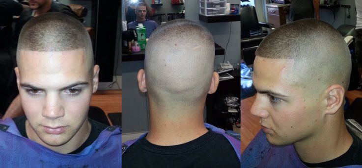 Short high and tight- different angles | Things to Wear ...