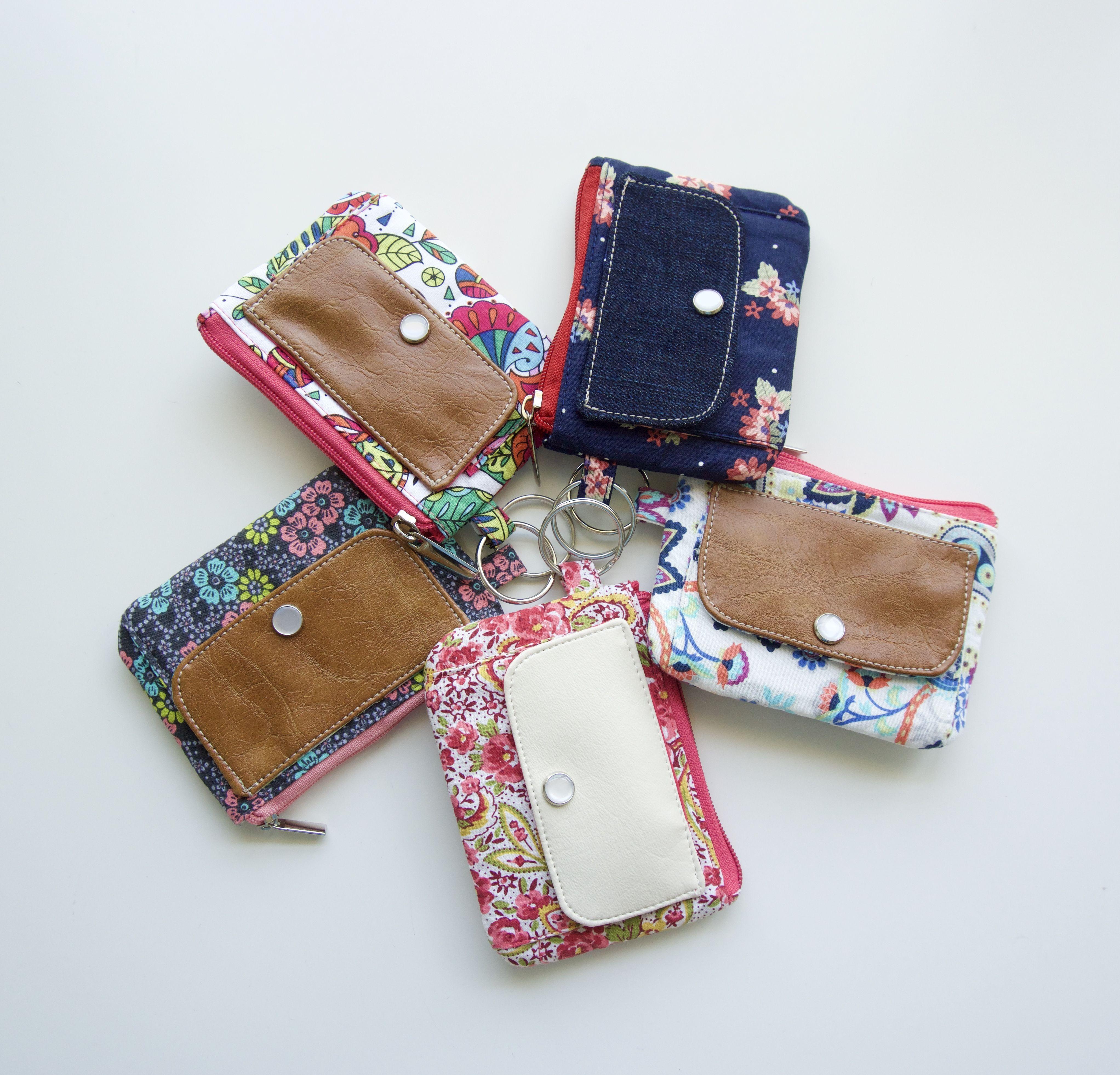 9dd54c0b05b4 Mini ID wallets, ID wallet, Id holder,ID wallet lanyard,small ...