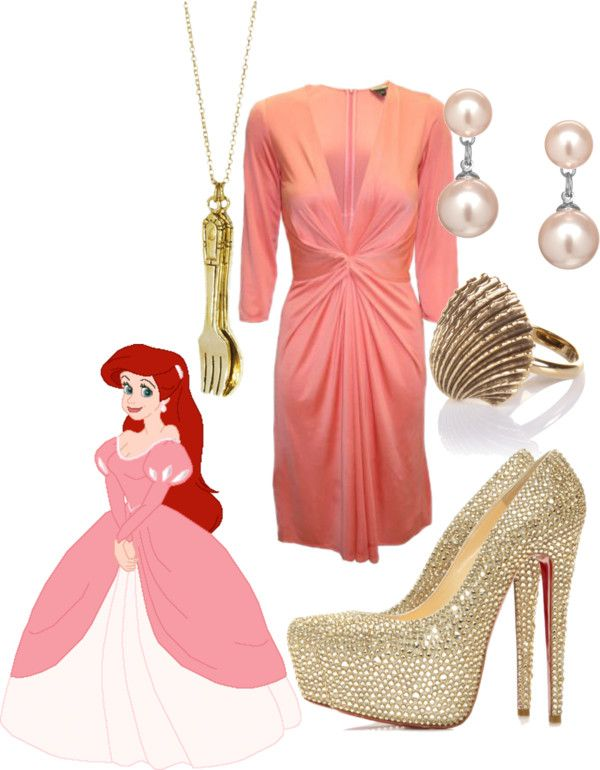 """""""Ariel"""" by jami1990 ❤ liked on Polyvore"""