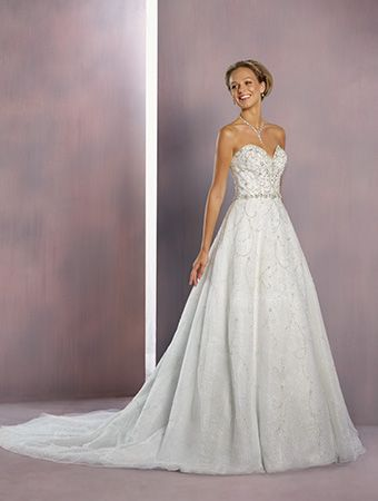 Alfred angelo disney fairy tale wedding dress
