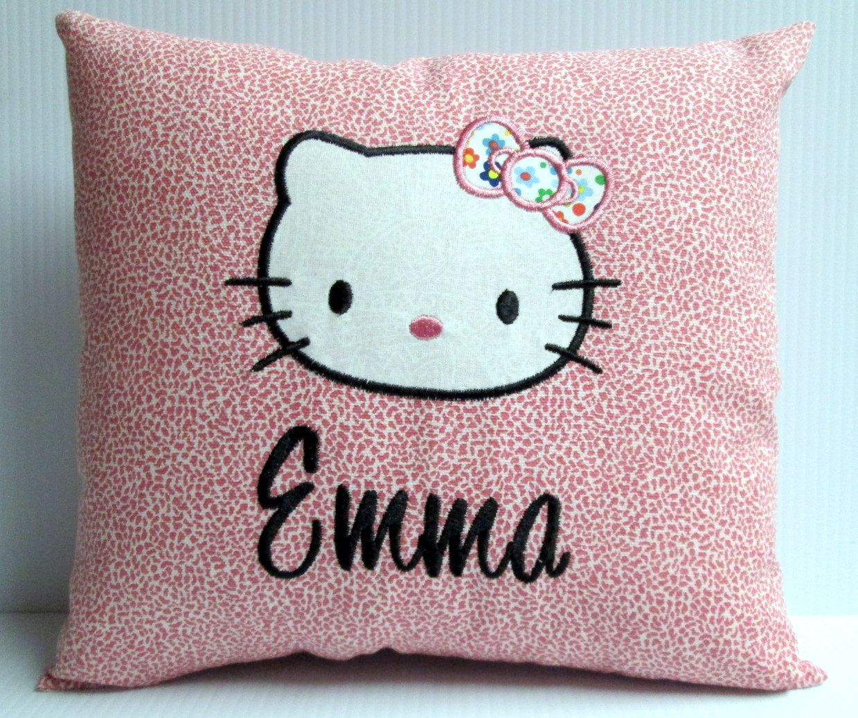 Personalized Hello Kitty Pillow Cover 12