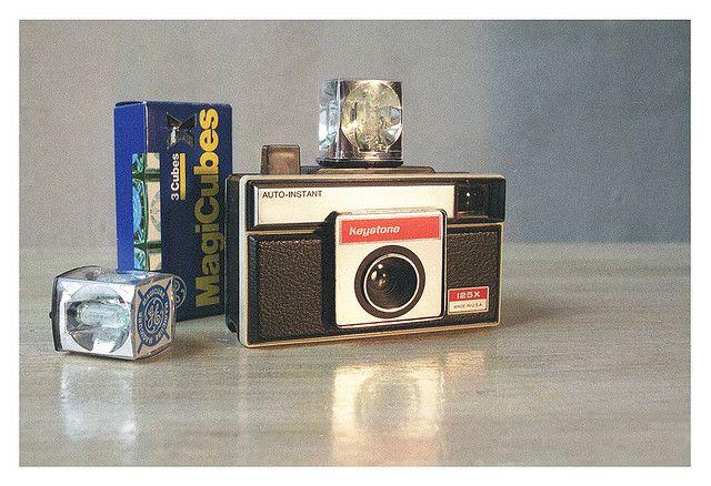 Keystone Auto Instant 125x (126 Camera)   Film photography project, Film  photography, Photography