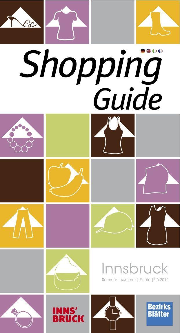 Shopping Guide Innsbruck