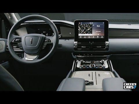2018 lincoln navigator interior luxury suv test drive videos