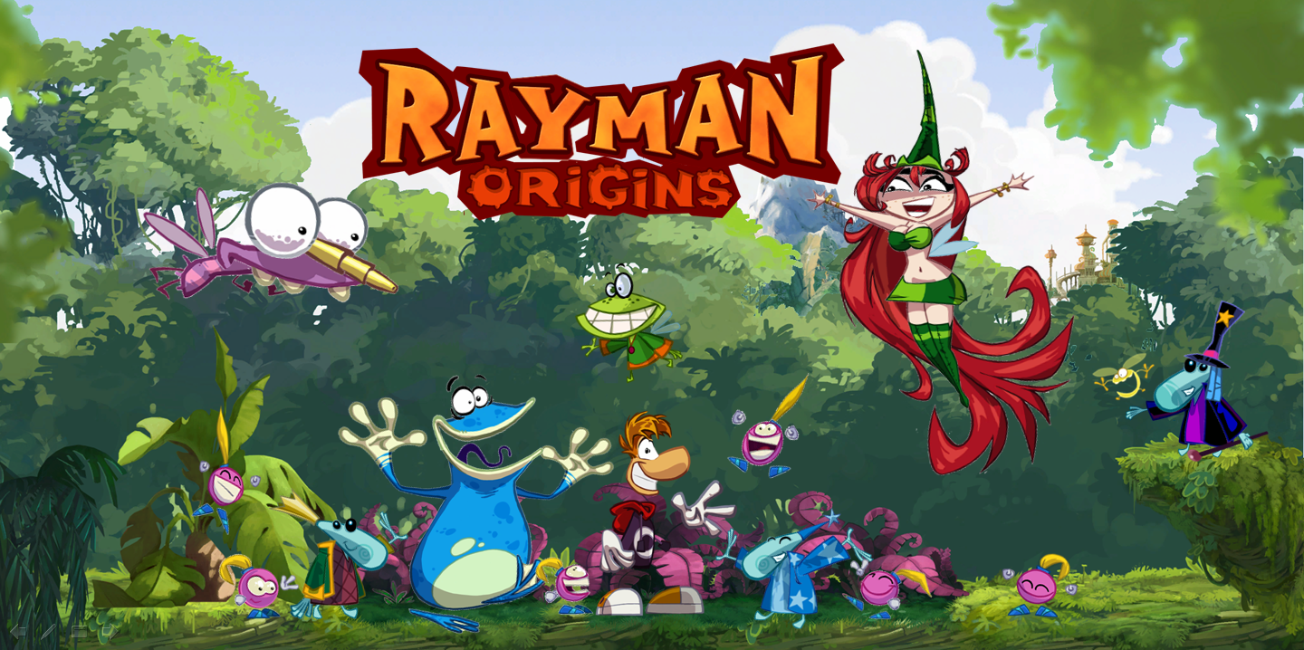 Image result for rayman origins