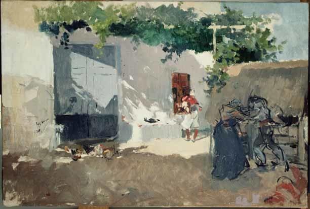 Alquería  La venganza, de Joaquim Sorolla (1890)  http://roai.mcu.es/es/registros/registro.cmd?tipoRegistro=MTD=12018054