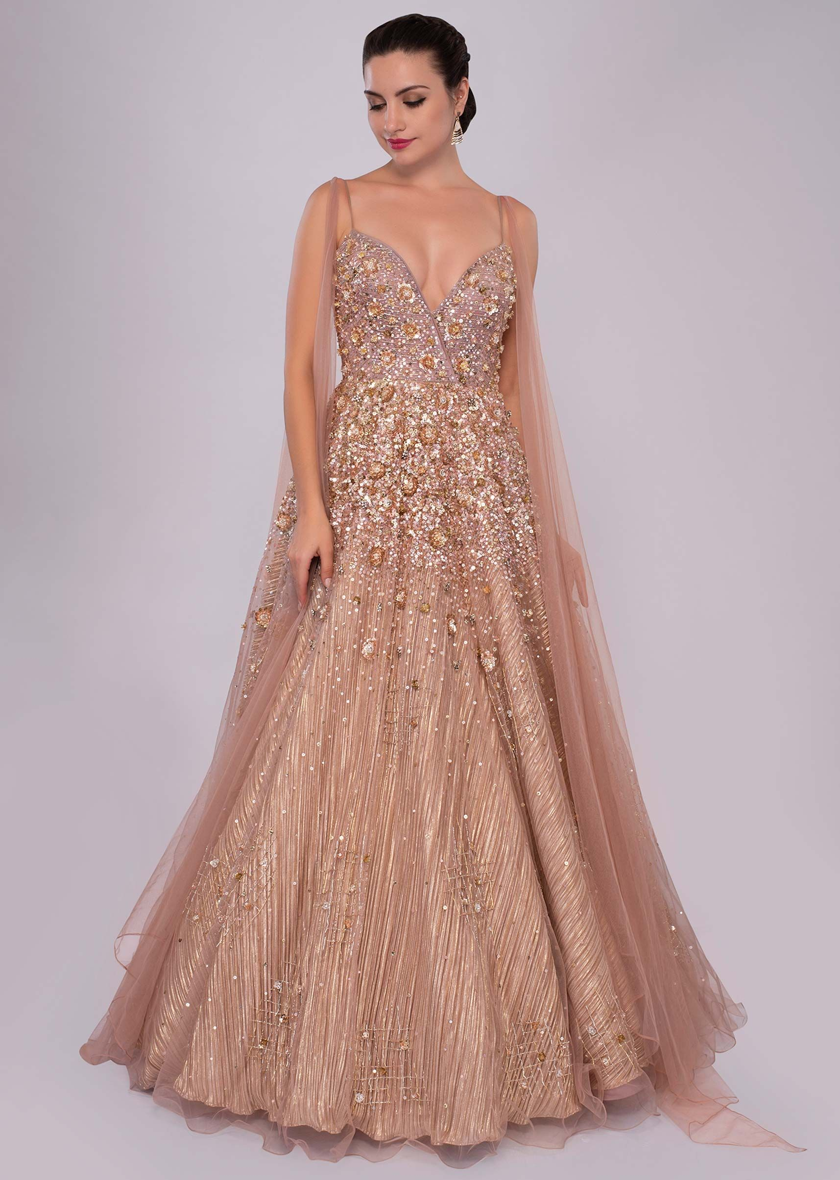 1053c51e57 Party Wear · Evening Gowns · Bridal Gowns · Bodice · Sequins · Buy Online  from the link below. We ship worldwide (Free Shipping over US 100