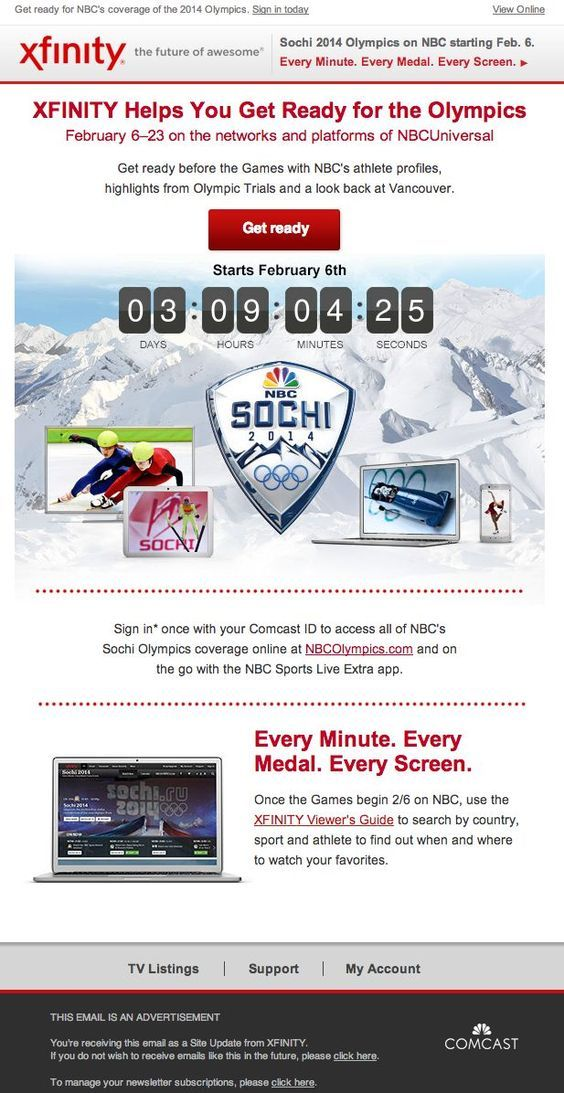 Inspiring ways to use countdown timers in email Email