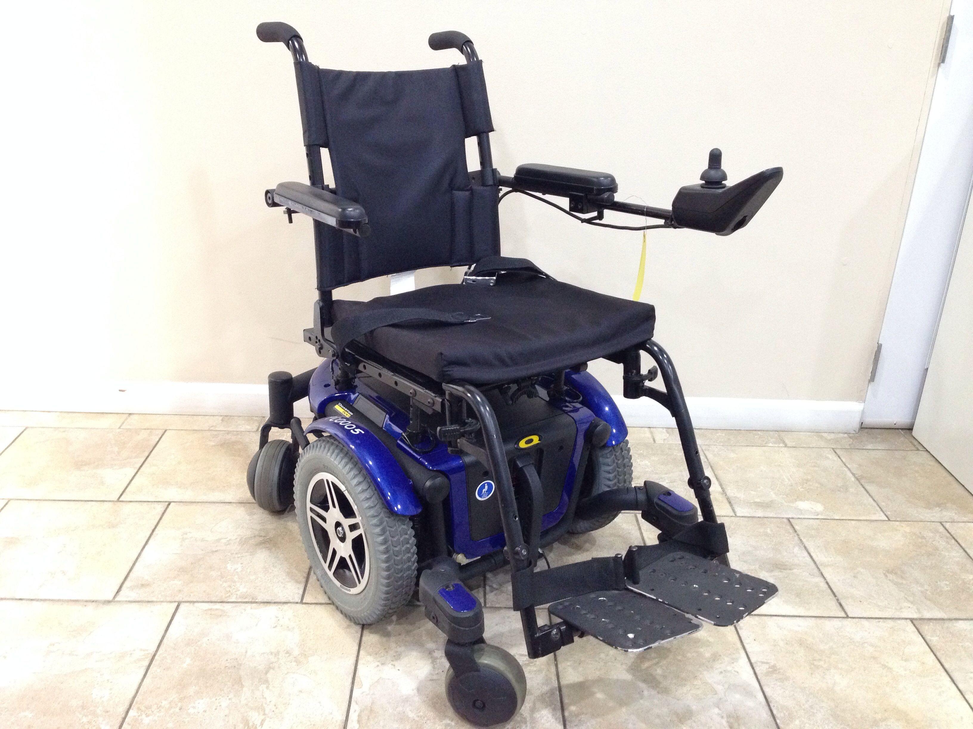 Quantum 600 Power Chair