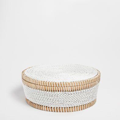 Baskets - Bathroom | Zara Home Norway | vaskemiddelkurv, forbeholdt å ha skittentøyskurv