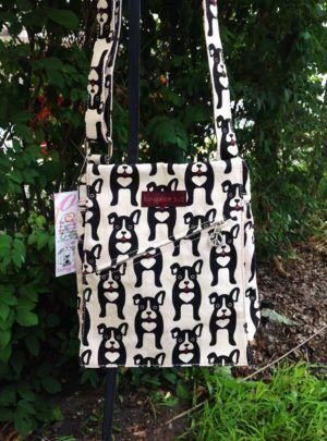 2c7f1f01278a Bungalow 360 Vegan Small Messenger Bag – Dogs | Bags, Purses, Totes ...