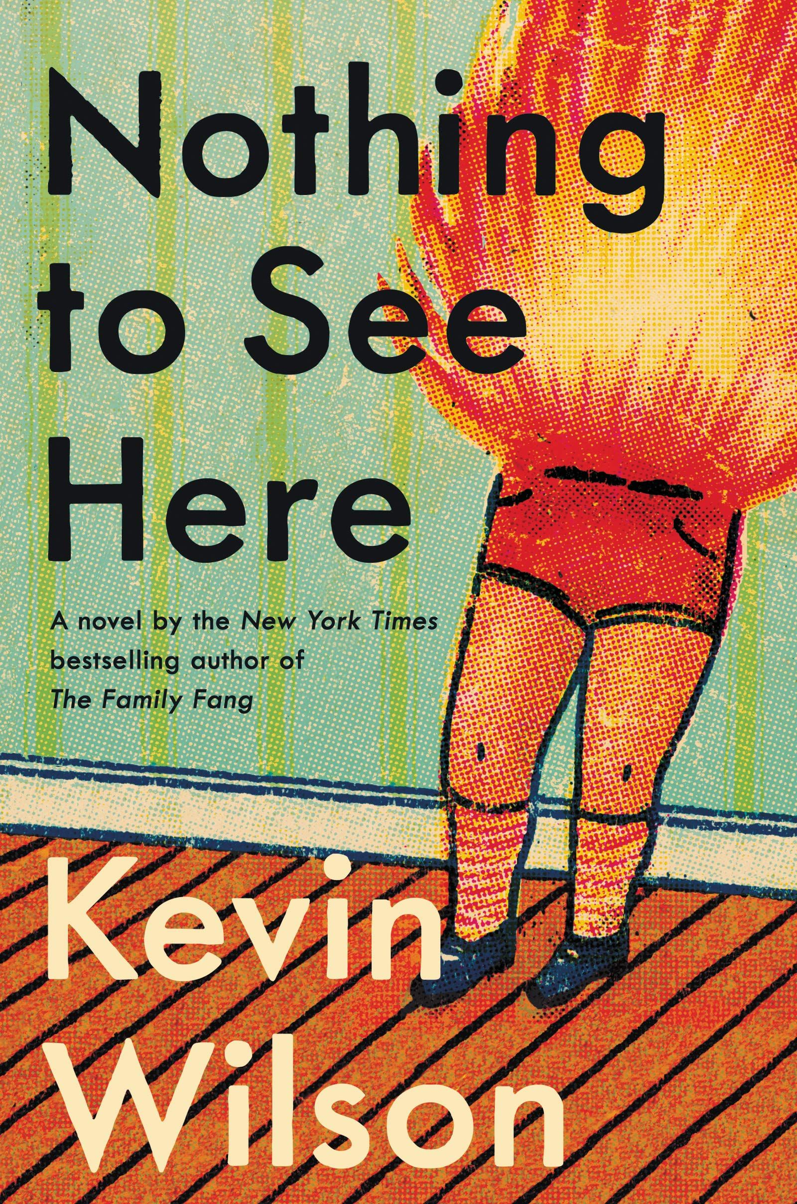 Pdf Free Download Nothing To See Here By Kevin Wilson Novels