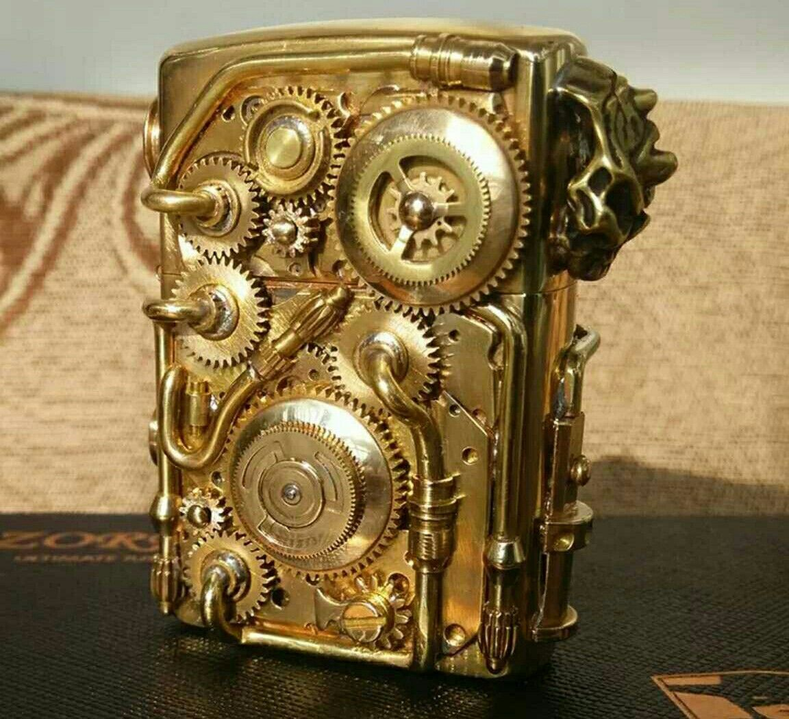 Pin by kevin Max on steampunk lighter in 2019