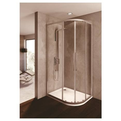 cabine de douche kubo angle ideal standard aménagements Pinterest