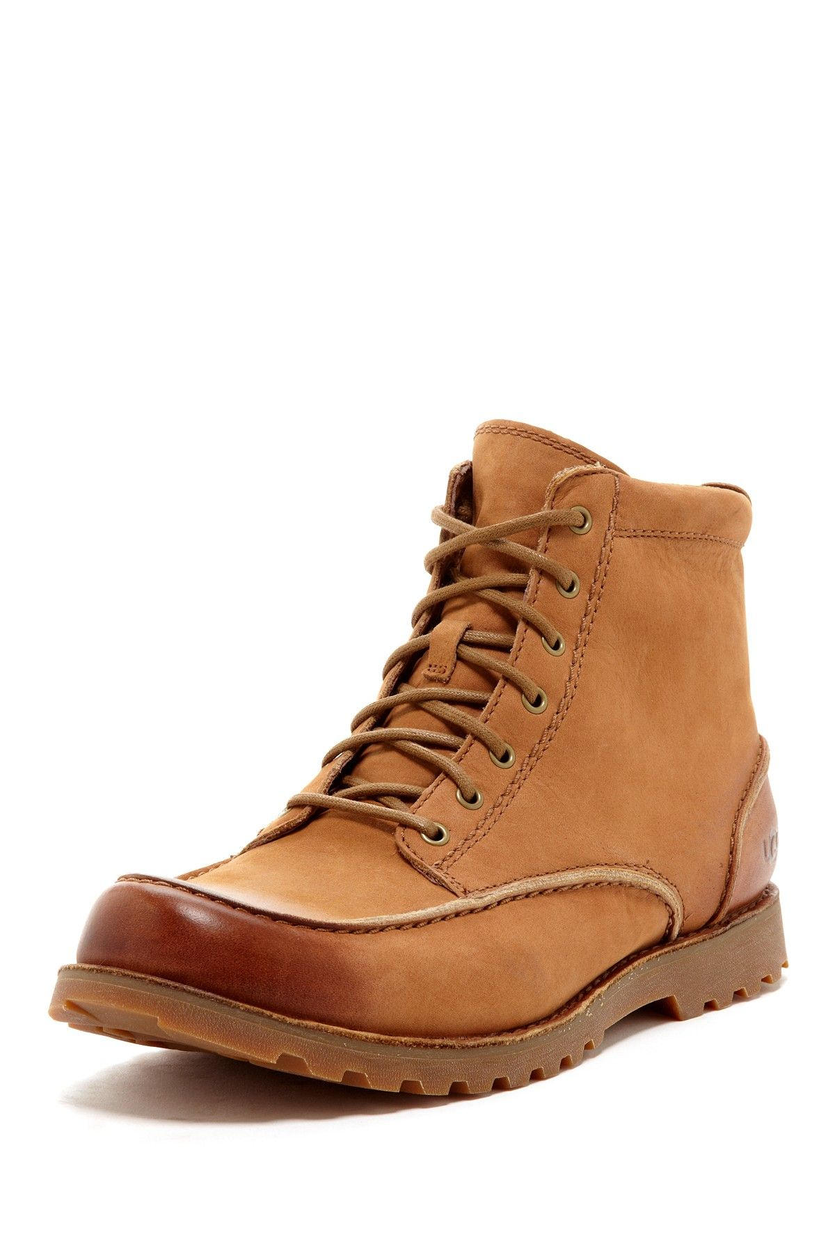 UGG Australia Fallbrook Boot Boot #Lace-upMen #Shoes   MyStyle ...