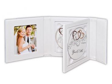 Pin Auf Hochzeit Cd Dvd Hulle Leder Cd Dvd Box