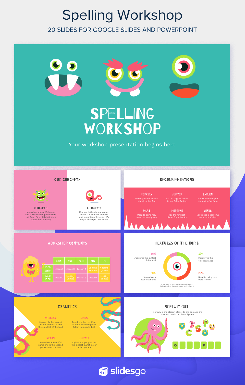 Create A Fun Workout Plan For Kids Download The Free Template Free Powerpoint Presentations Free Powerpoint Templates Download Powerpoint Presentation Themes