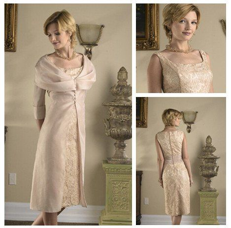 Vintage Look Mother of the Bride Dresses