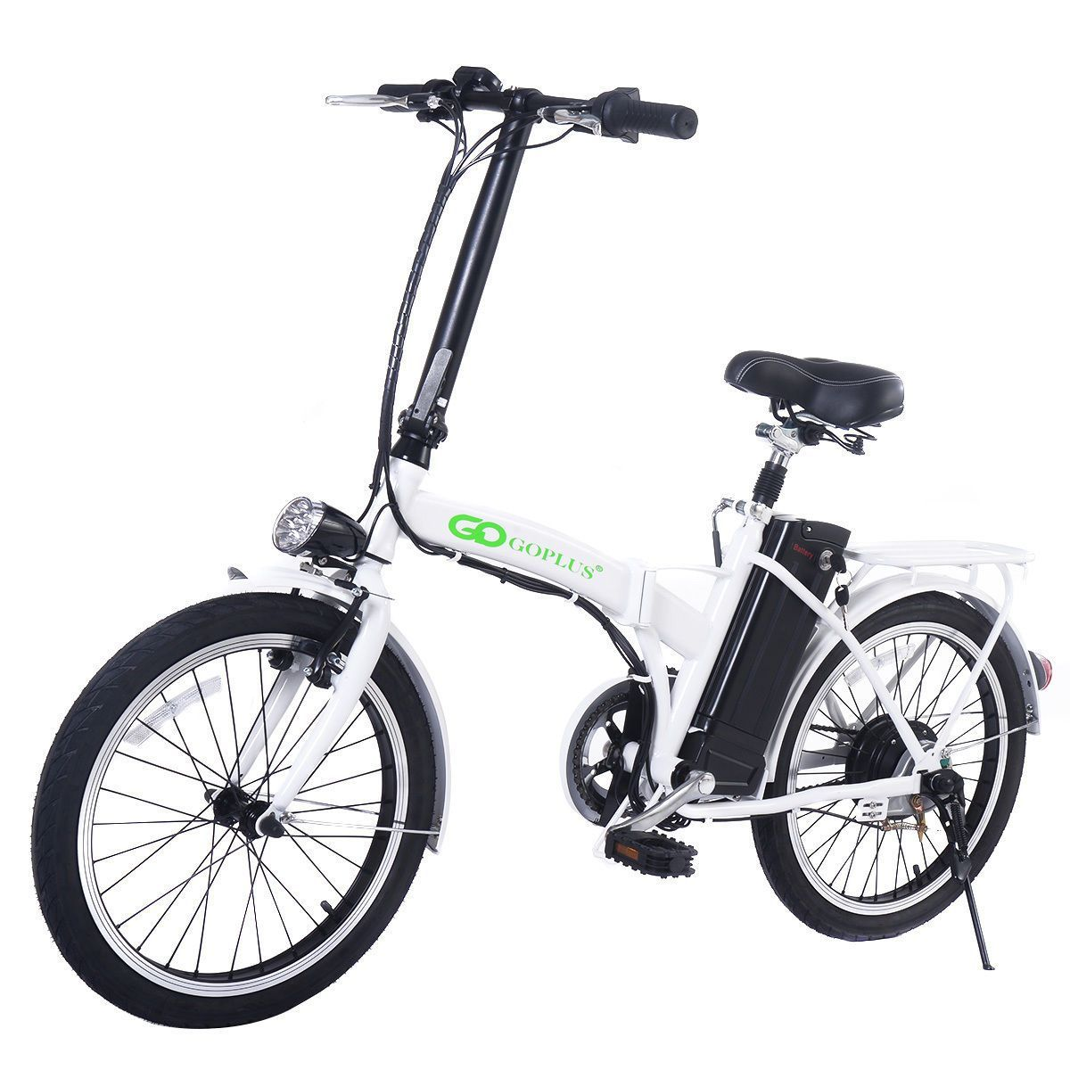 20 250w 36v Folding Electric Mountain Bicycle Ebike Speed Lithium