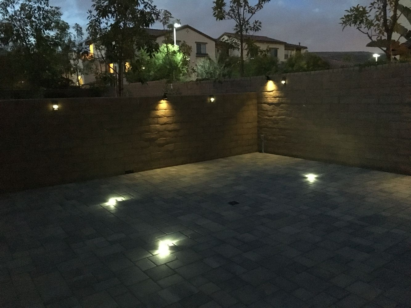 Diy Backyard Solar Lighting