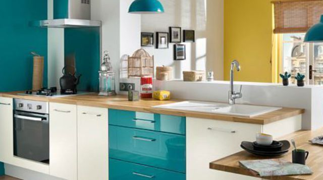 Concevoir sa cuisine  meuble cuisine et électroménager, bien les