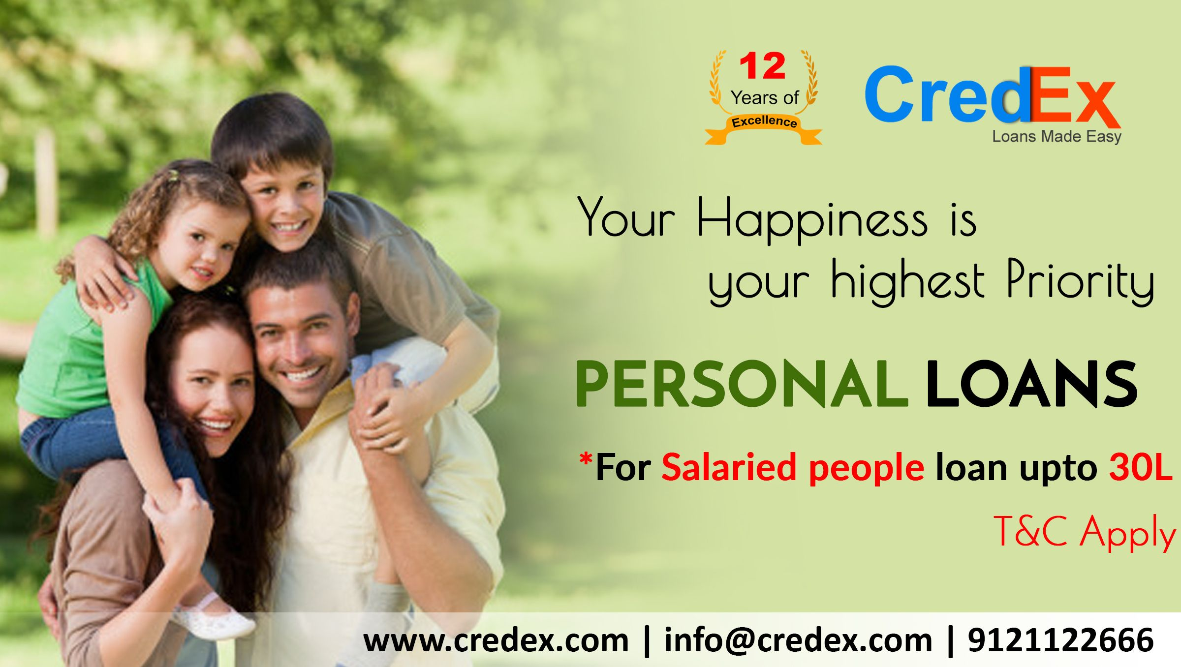 Credex Is A Best Personalloan Services In Hyderabad How Fast You Get Your Personal Loan Is Dependent On Your D Personal Loans Instant Loans How High Are You