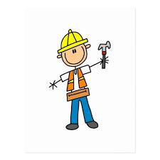 Stick Figure Construction Worker Google Search Stick Figures Construction Worker Hard Hat Stickers