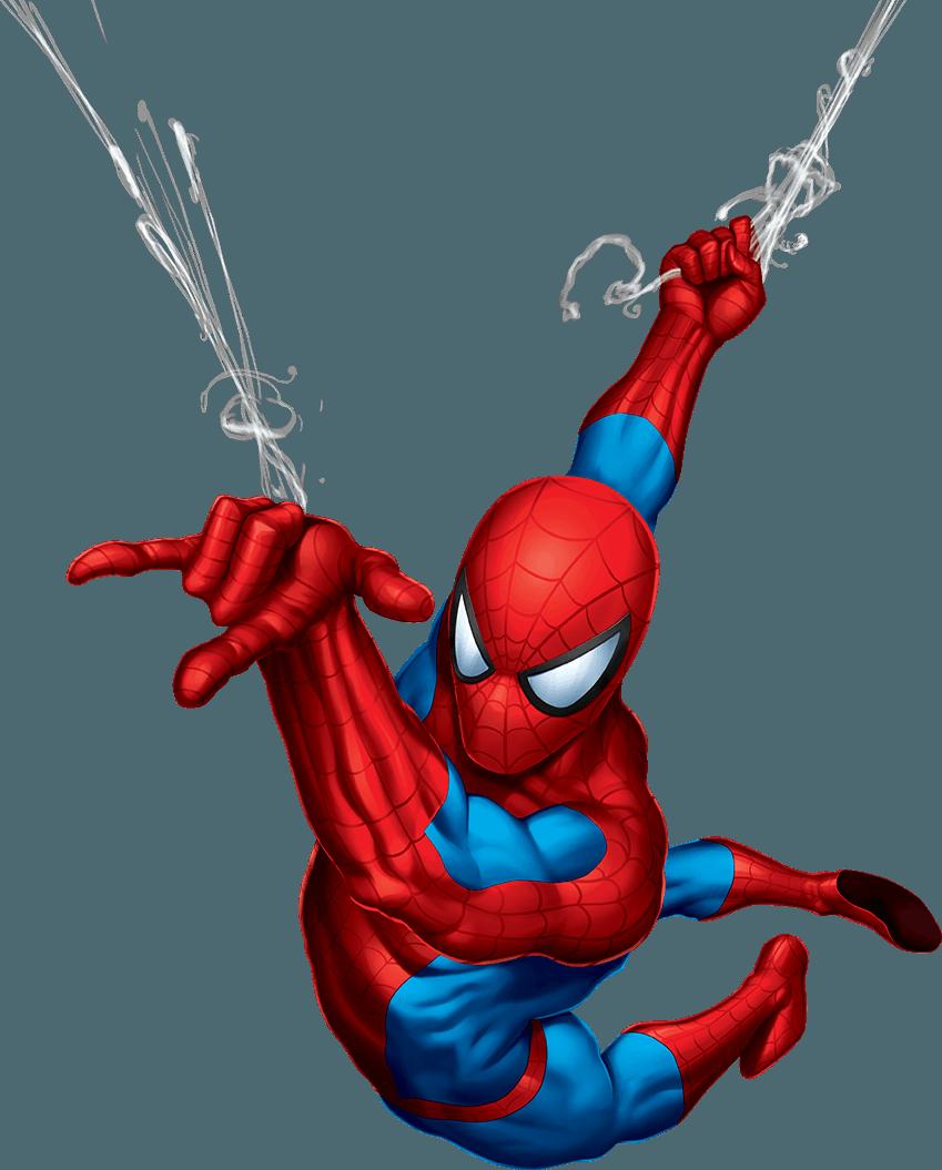 Crea tu poster spider man marvel kids latam art h ros - Et spider man ...