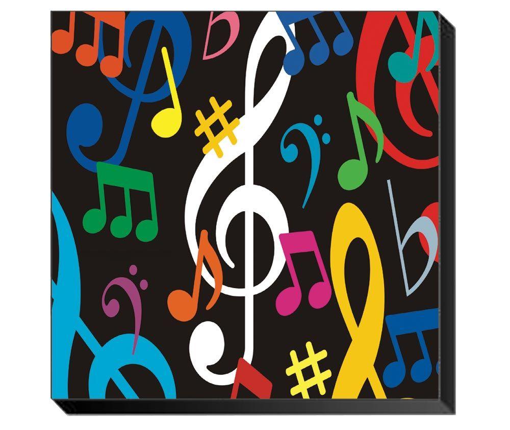 Quadro Notas Musicais Presente Musico Rock 8967 1 Jpg 1000 843