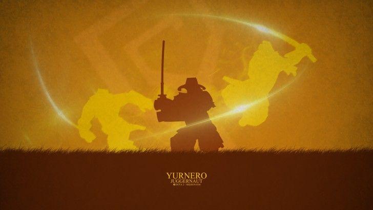 Download Yurnero The Juggernaut Dota 2 Minimalist By Sheron1030 4k