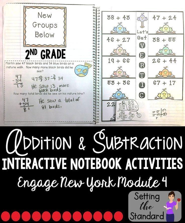 Eureka Math 2nd Grade Module 4