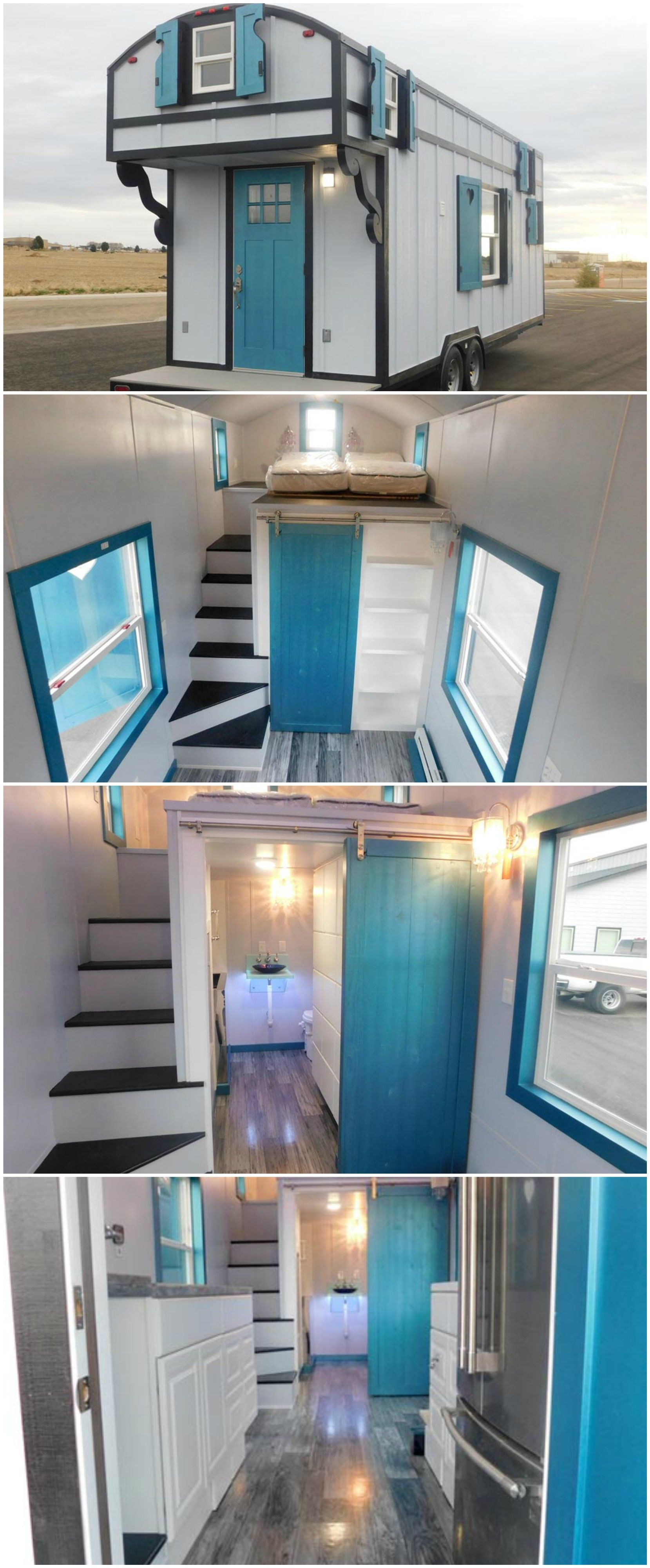 French storyteller by tiny idahomes houses on wheels for sale also rh pinterest