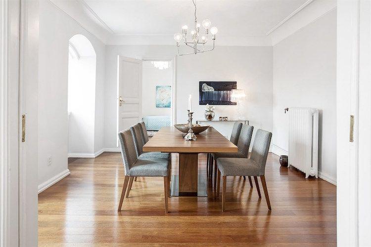 Salle à manger bois moderne –les influences et les éléments à ...