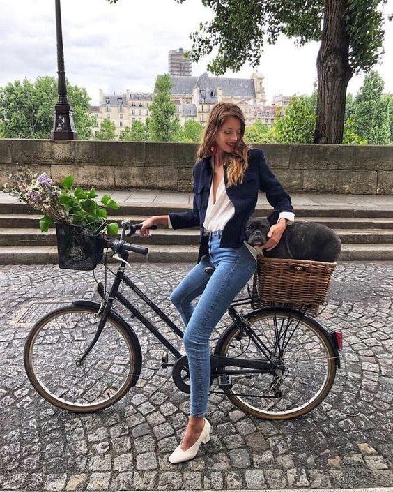 Estilo parisino para todos los días