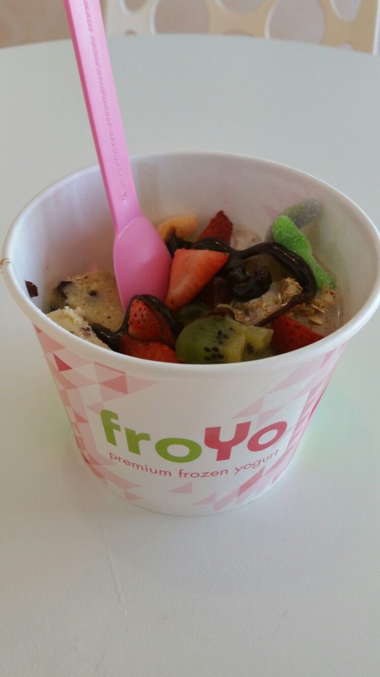 Froyo Masterpice! (For me)