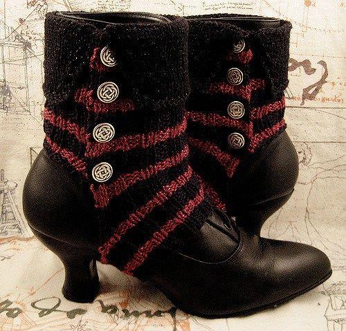 Steampunk and Victoriana Knitting Patterns | Handarbeiten