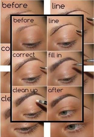 Sparse Eyebrows | Eyebrow Threading Open Sunday | Brow Shape Guide #sparseeyebrows