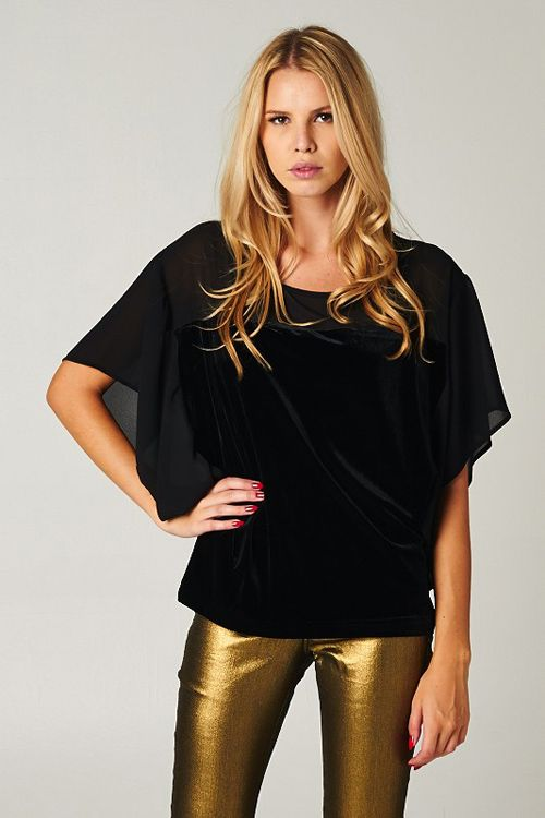 Ebony clothes fashion