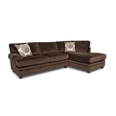 Groovy Sectional 2 Piece Sectional Bernie And Phyls Sectional