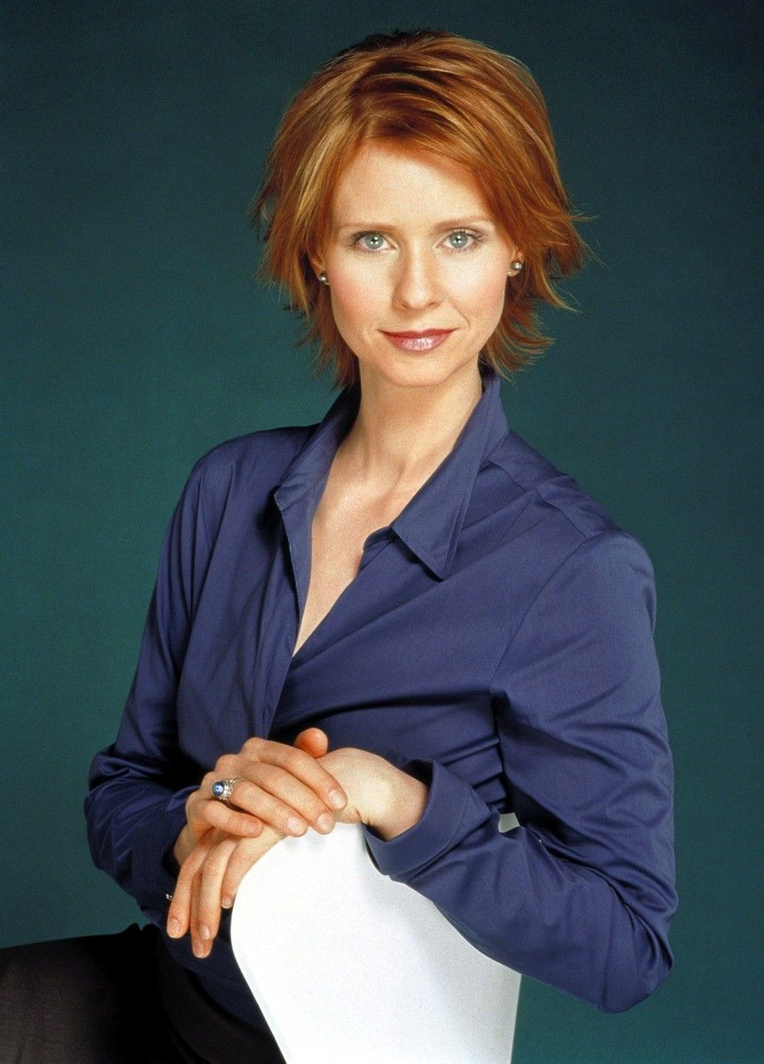 Cynthia Nixon born April 9, 1966 (age 52)