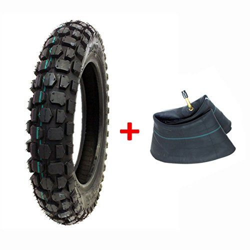 Combo Knobby Tire With Inner Tube 3 00 12 Front Or Rear Trail Off Road Dirt Bike Motocross Pit With Fast Free Shipp Off Road Dirt Bikes Motocross Dirt Bike