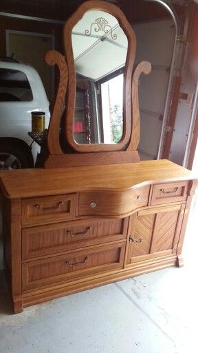 Pulaski Keepsakes Dresser With Mirror Goodwill Finds Pulaski