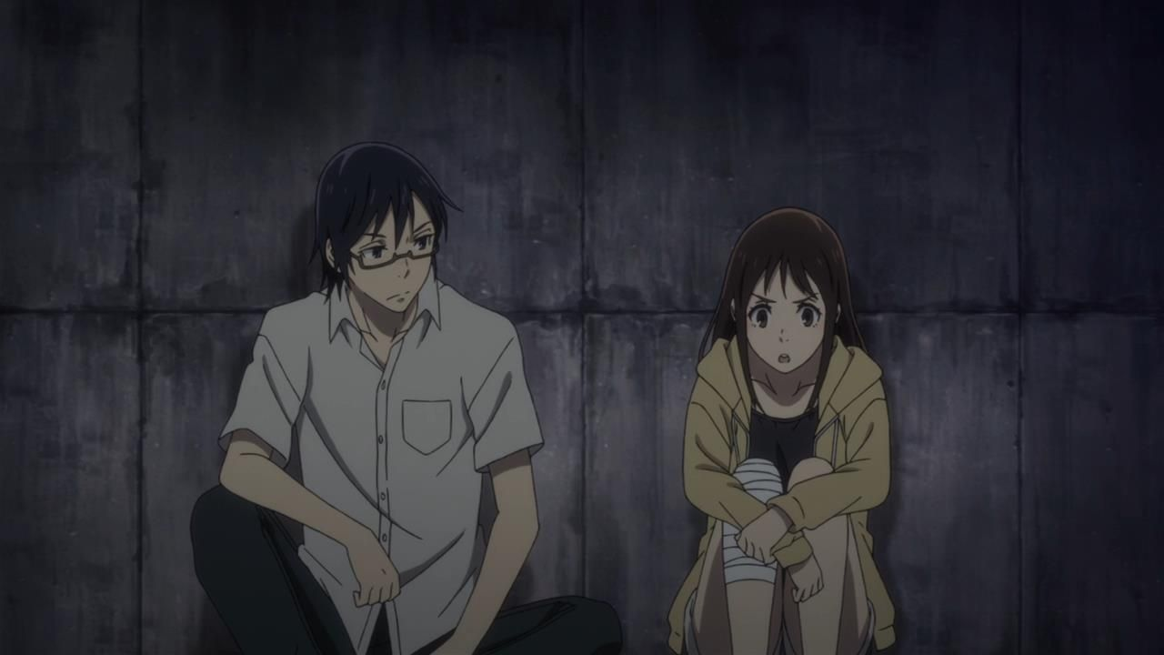 Boku Dake Ga Inai Machi 06 14 Jpg 1280 720 With Images Anime Fictional Characters Character